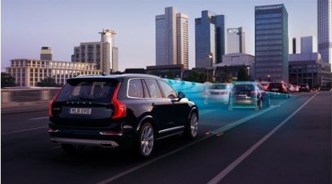 IntelliSafe Assist XC60